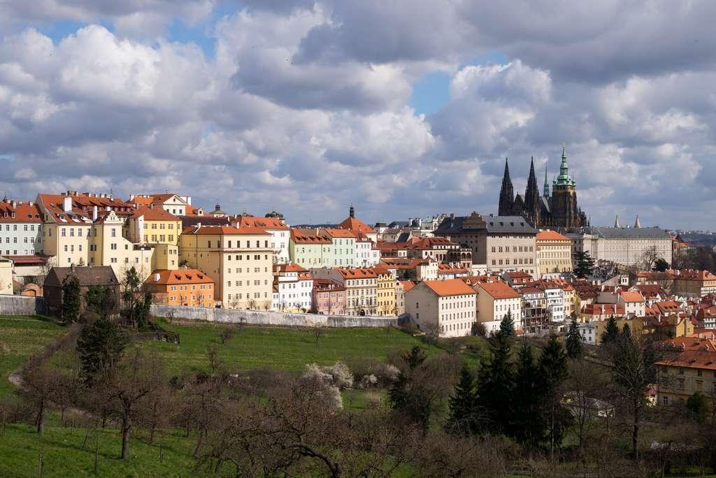 Avec 220 mètres carrés d'espaces verts par habitant, Prague est la 6e ville la plus verte du monde. © Roman Boed, Flickr