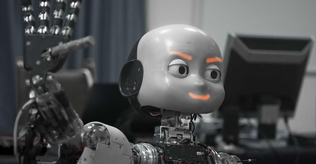 iCub, le robot enfant. © robotcub.org, Lorenzo Natale