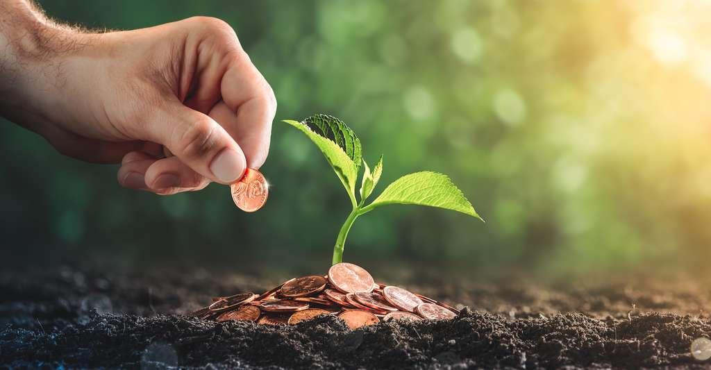 «Les coûts peuvent aussi être traduits en un décalage de la croissance économique. Dans ce cas, investir dans la réduction de nos émissions reviendrait à retarder la croissance économique de quelques années seulement», remarque Vincent Viguié, chercheur au Centre international de recherche sur l'environnement et le développement (Cired). @ Philip Steury, Adobe Stock