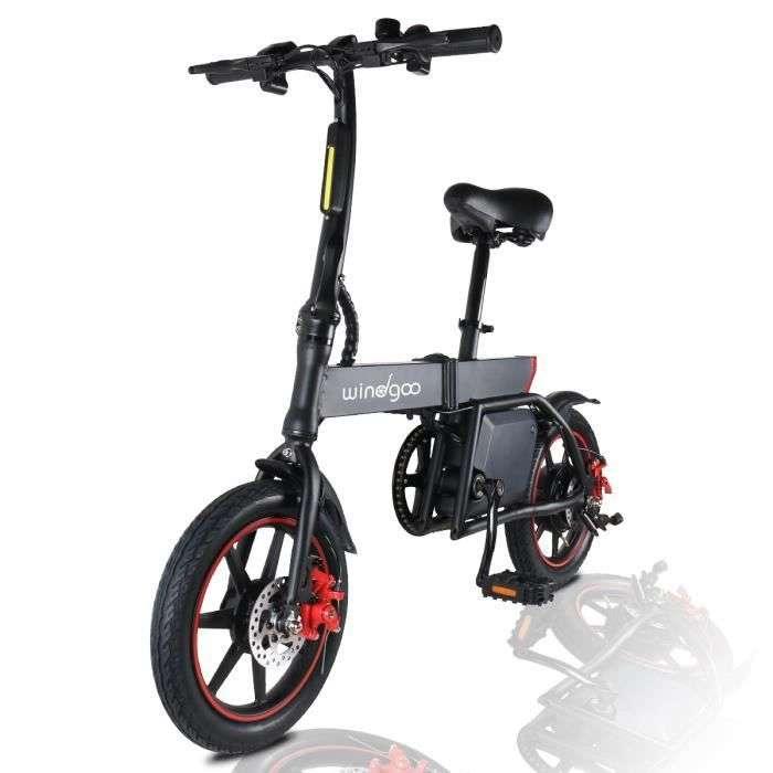"""Windgoo Vélo Électrique Pliant 14"""" © Cdiscount"""