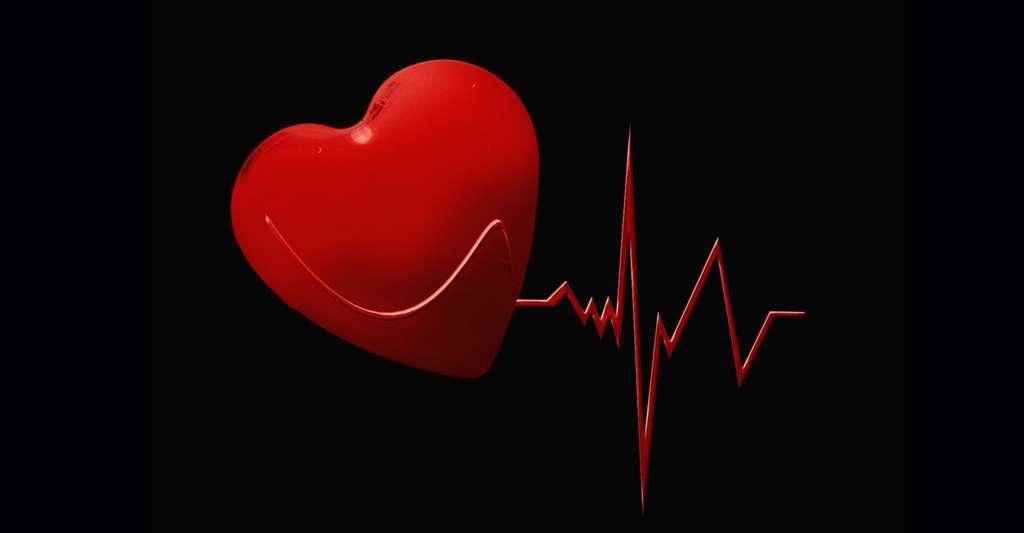 Le cœur parfois s'affole. © Géralt, Pixabay, DP