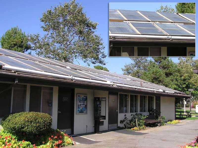 La maison solaire passive, pour profiter au maximum du soleil