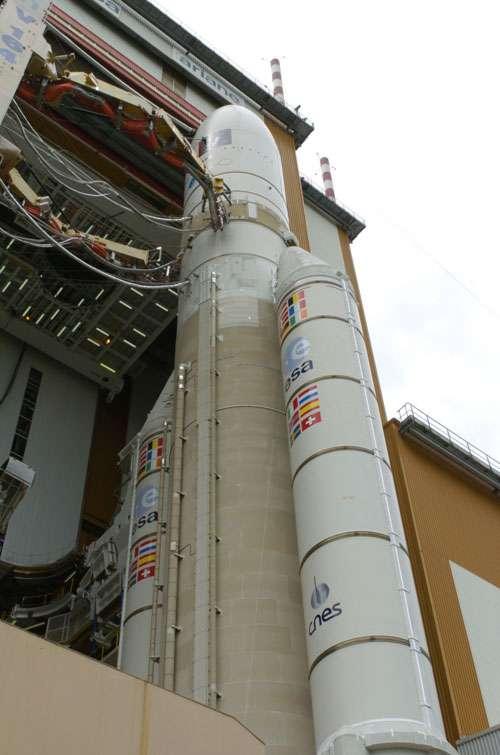Ariane 5 ECA (V-164)