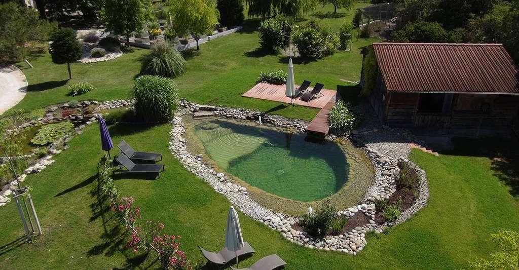 Comment choisir les matériaux pour une piscine écologique ? © Couleur Lavande, CC BY-NC 2.0