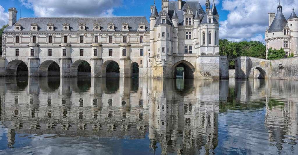 Château de Chenonceau. © Yvan Lastes, Wikimedia commons, CC by-sa 3.0