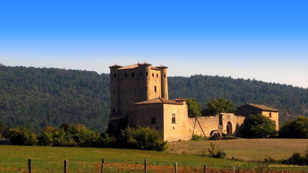 Le château d'Arques, chef-d'œuvre de l'architecture gothique