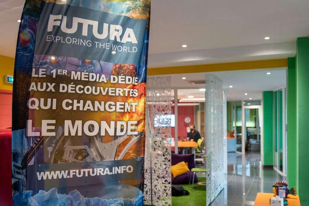 Notre média Futura se situe à Saint-Raphaël !