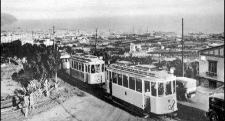 L'ancêtre du tramway
