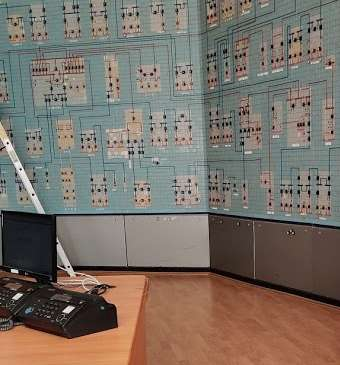 Lors d'une cyber-intrusion dans les systèmes de la centrale d'Ivano Frankisv's en Ukraine, un pirate avait pu couper le courant à plus de 250.000 habitants durant six heures. © Sylvain Biget