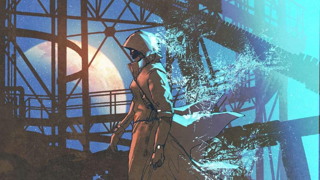 Un Danseur-Visage, redoutable assassin métamorphe, arrive sur Arrakis pour préparer la chute de Paul Atréides. © grandfailure, Fotolia