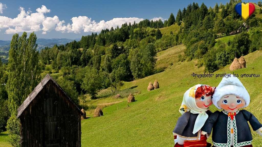 Roumanie : Dragobete, le protecteur des amoureux