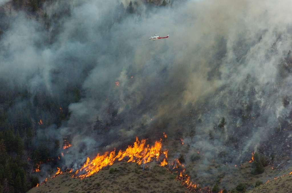 Les incendies de forêts aux États-Unis sont médiatisés. Dans d'autres régions, comme en Russie, d'immenses feux totalement hors de contrôle sont en train de causer d'innombrables dégâts. L'état d'urgence a été déclaré dans les régions Khanty-Mansiisk, Tyva, Sakha, Krasnoyarsk, Amur, Zabaikalsky et Sakhalin. La surface qui a brûlé en 2012 serait déjà supérieure à celle de 2010, une année record. © Colorado National Guard