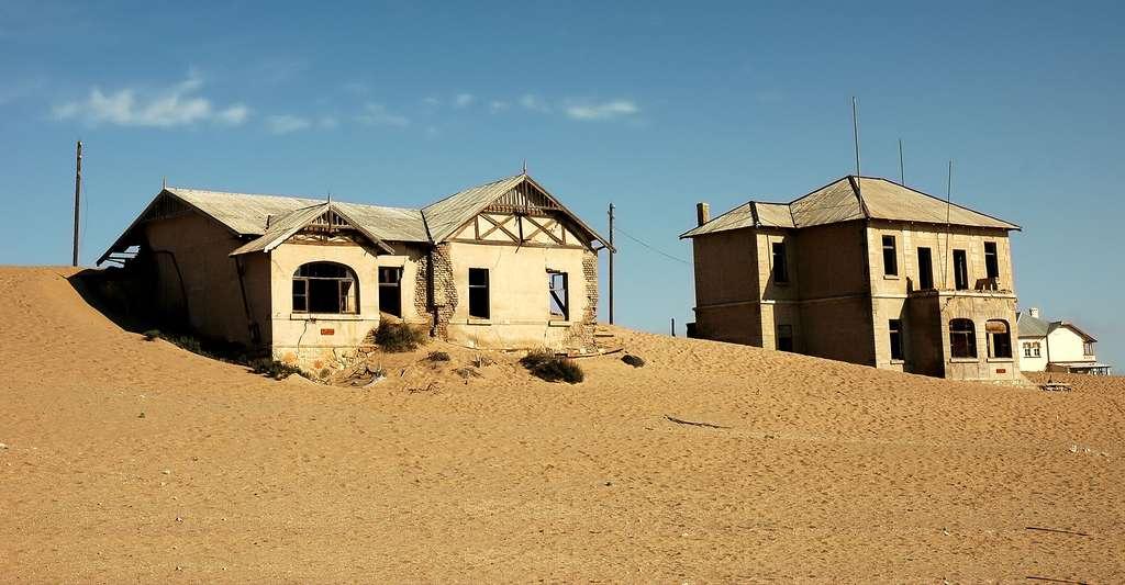 Villes côtières de Namibie. © GIRAUD Patrick, CC BY-SA 3.0