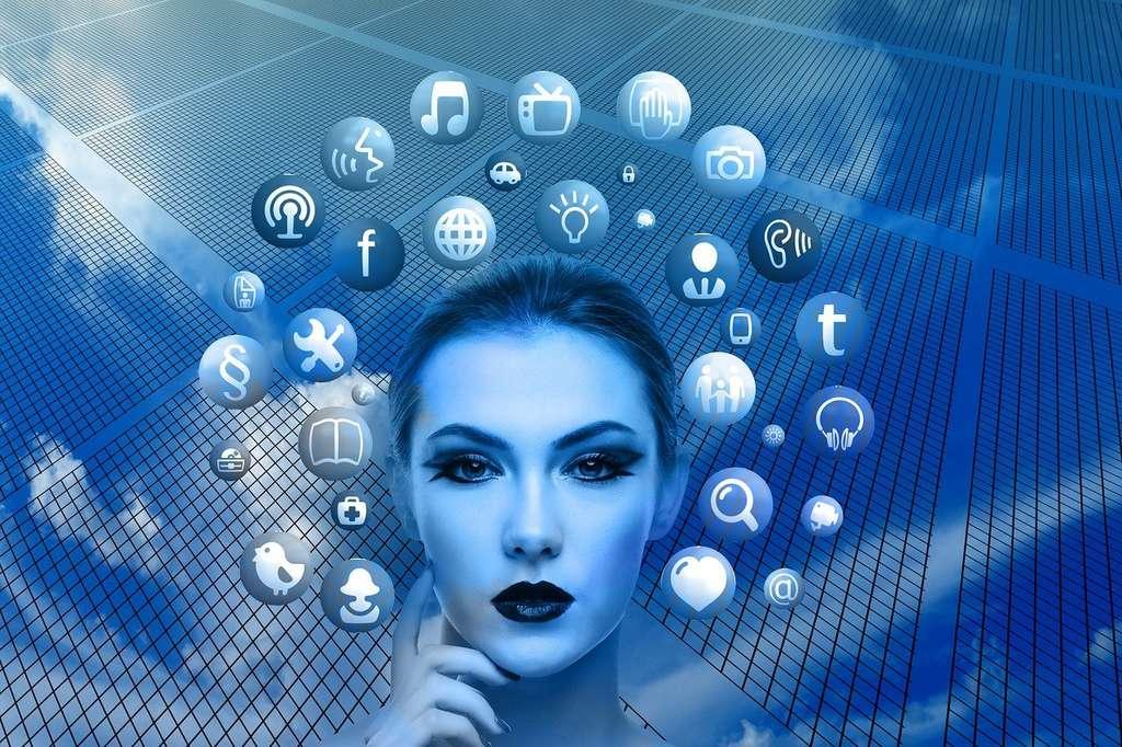Le technologie numérique est omniprésente dans notre quotidien. © Geralt, Pixabay, tous droits réservés