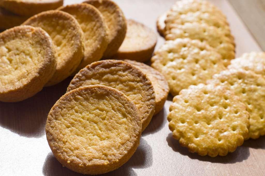 Du fait de son pouvoir sucrant supérieur à celui du saccharose, le maltose est fréquemment utilisé dans les bonbons et les biscuits comme édulcorant. © and_rue, Fotolia.com