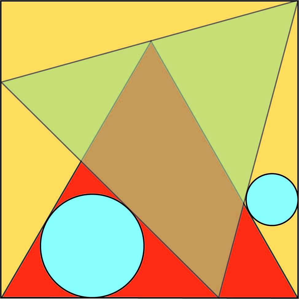 Exemple de figures mathématiques. © Hervé Lehning