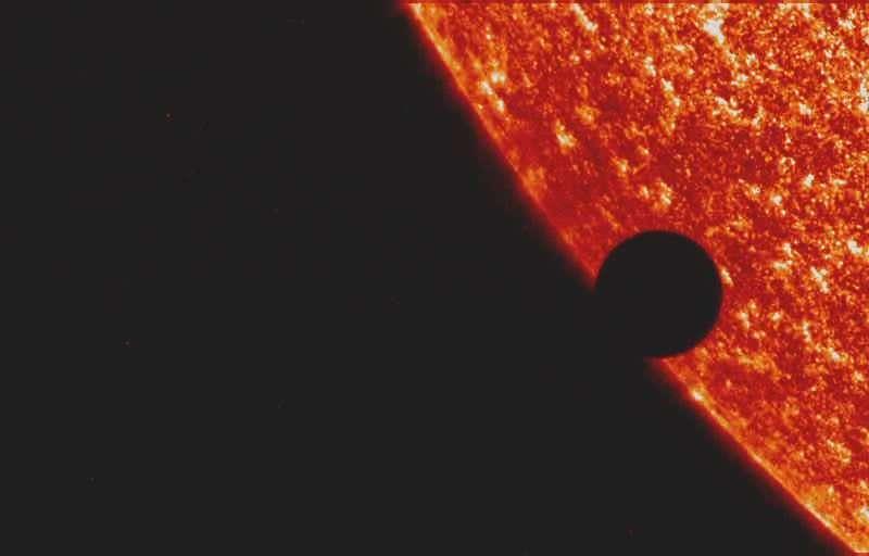 Transit de Vénus - 08 juin 2004