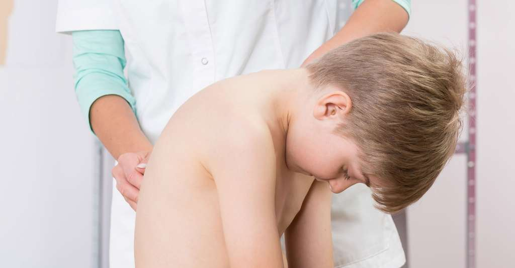 Les signes cliniques chez l'enfant. © Photographee.eu, Fotolia