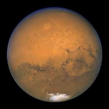 La mission ExoMars est toujours d'actualité, avec un premier atterrissage sur Mars en 2017. © DR
