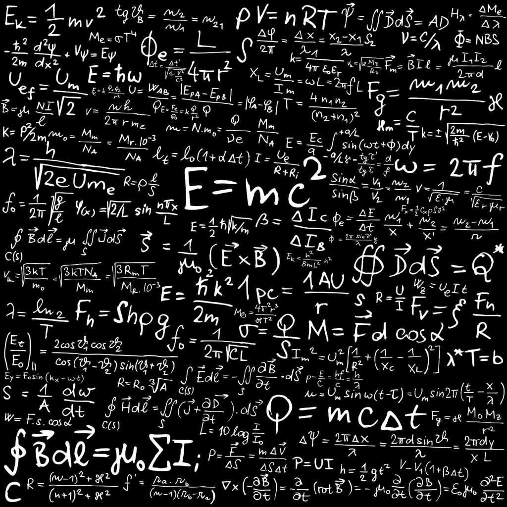 Les mathématiciens ne sont pas les seuls à aimer les équations. © EtiAmmos, Fotolia