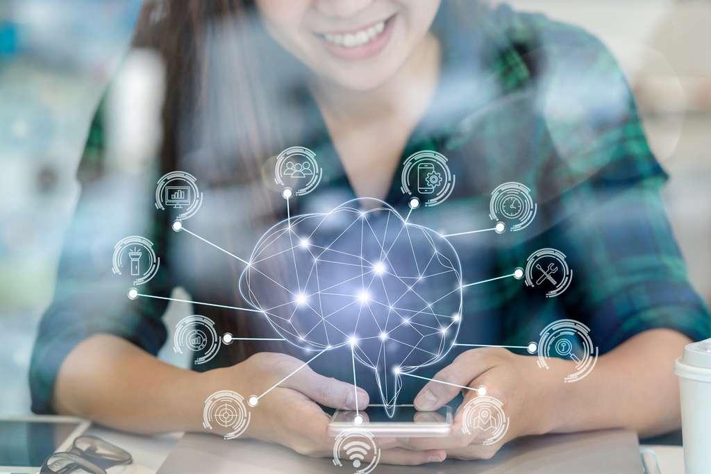L'intelligence artificielle trouve des applications dans de nombreux secteurs comme l'automobile, la santé, la robotique, les nouvelles technologies… © THANANIT, Adobe Stock