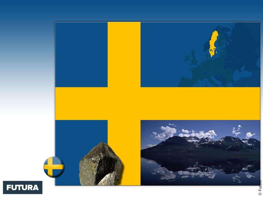 Drapeau : Suède