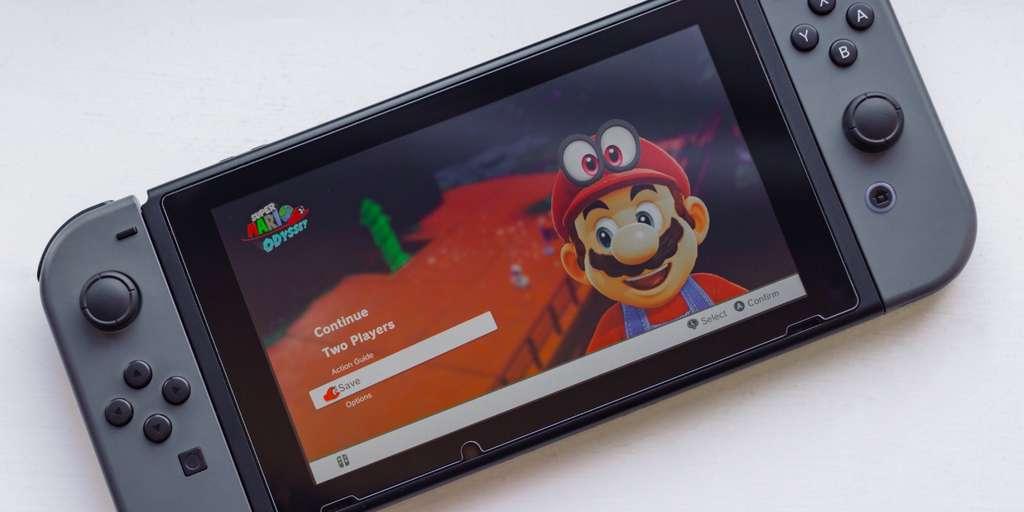 La Nintendo Switch sera l'une des consoles les plus achetées ce Noël. © Unsplash