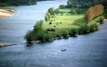 La Loire aval. © C. & B. Desjeux