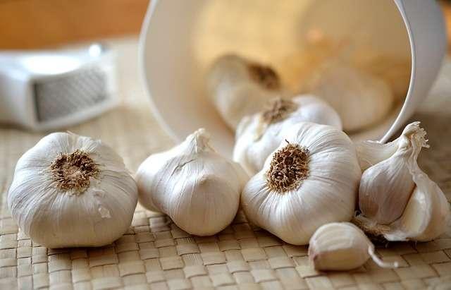 Gousses d'ail. © Congerdesign, Pixabay, DP