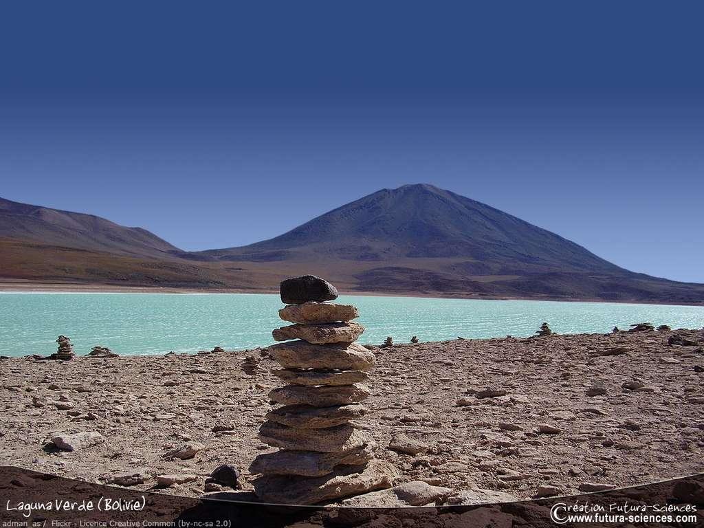 Bolivie Laguna colorada