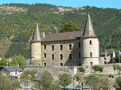 Château de Florac. © Ancalagon