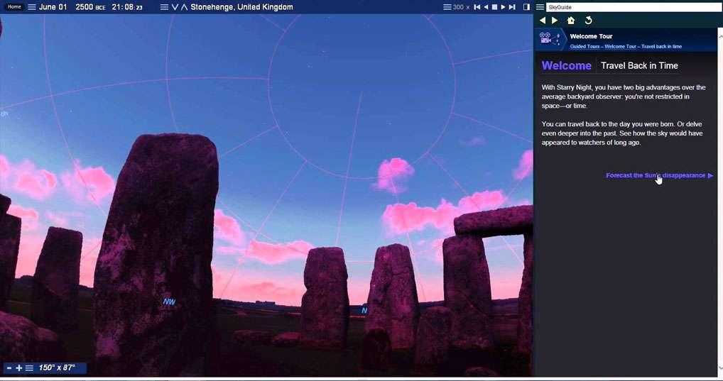 Starry Night Pro Plus 7 est le logiciel le plus abouti et complet d'astronomie. © 2018 Simulation Curriculum