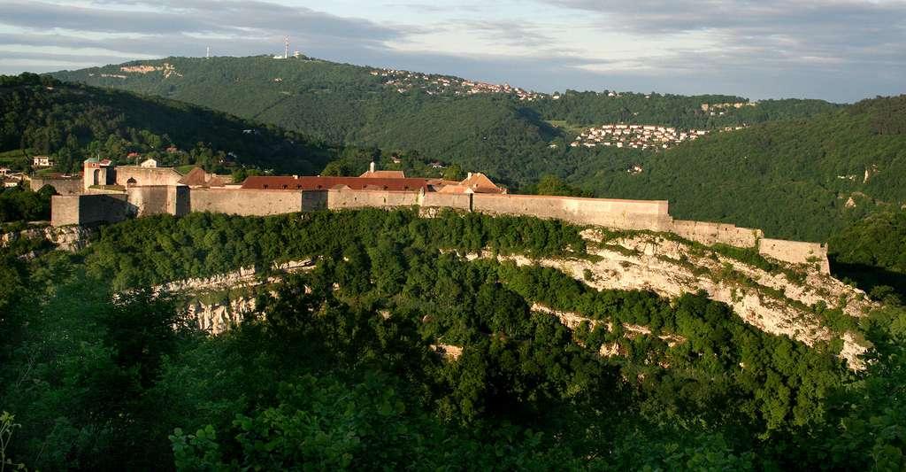 La citadelle de Besançon, France (Franche-Comté) - Architecte militaire Sébastien Le Prestre de Vauban. © Jean-Pol Grandmont, Wikimedia, CC by-sa 3.0