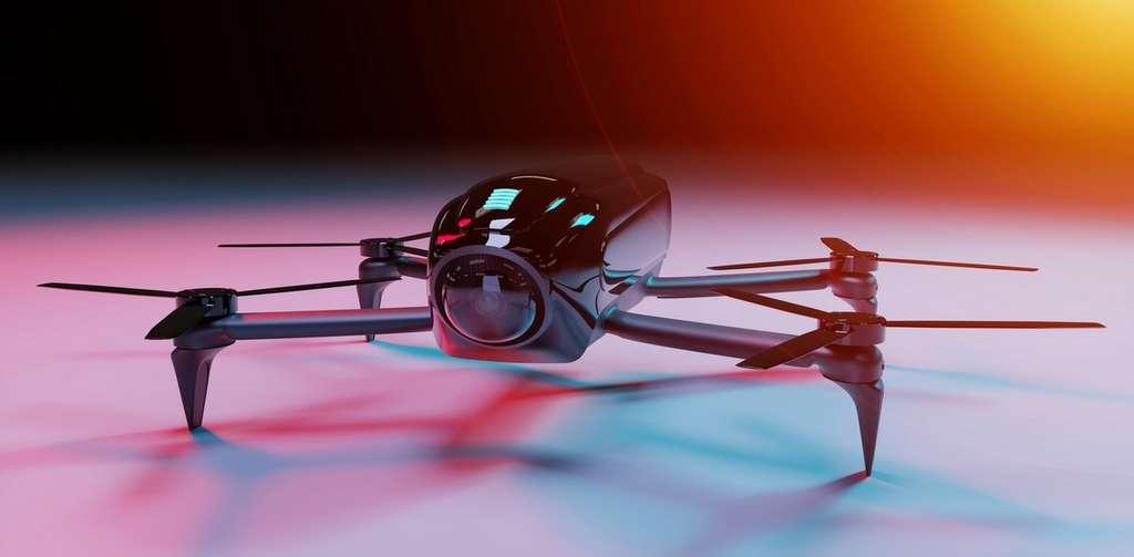 Aux États-Unis, la police a désormais un mode d'emploi pour faire parler les drones. © Sdecoret, Fotolia