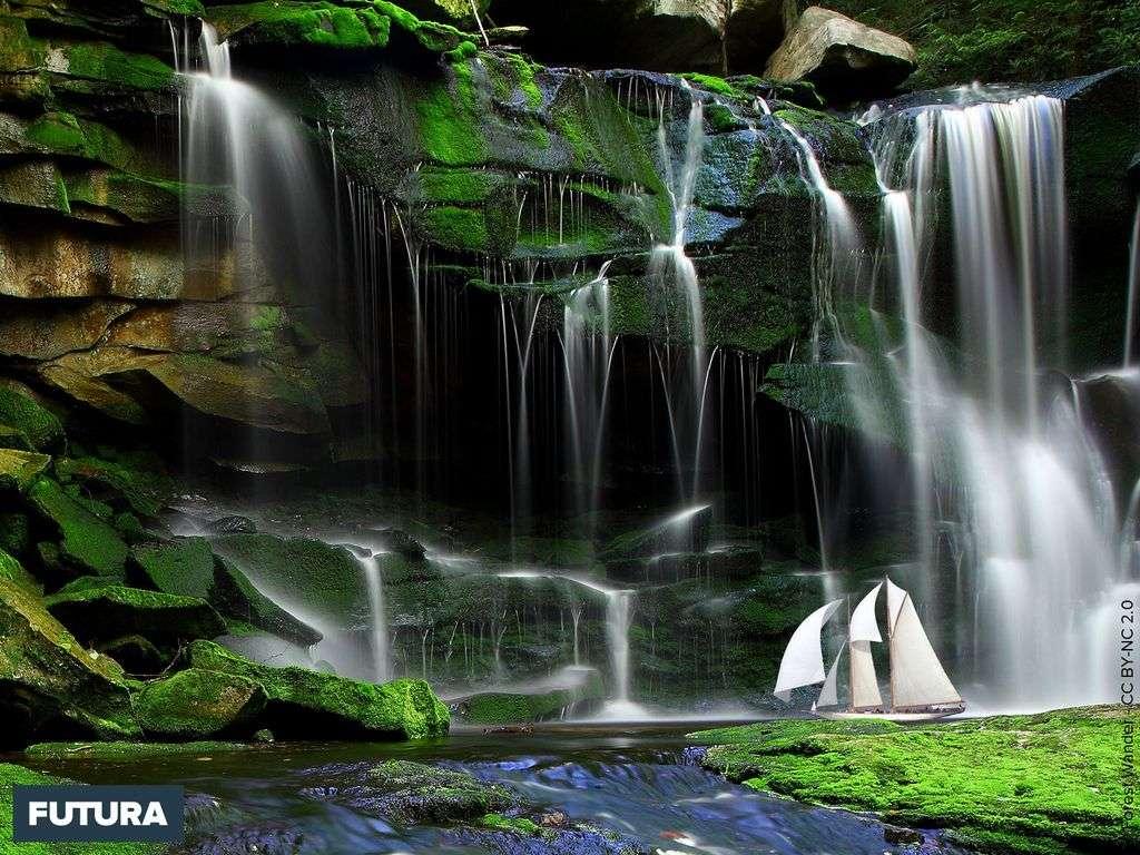 Cascade de Lakala