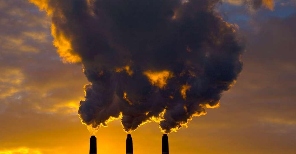 La pollution est l'un des risques d'allergie respiratoire. © Owen Byrne, CC by-nc 2.0