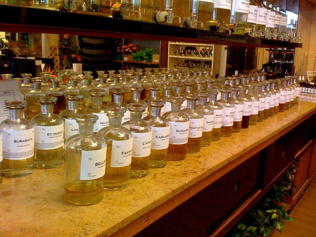 L'Homme est capable de distinguer une quantité impressionnante d'odeurs. © Harry Lehmann Parfumerie, CC by-nc 2.0