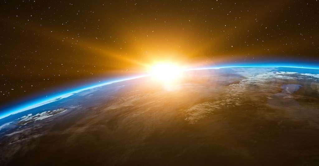 Lever de soleil. © Gimono, Pixabay, DP
