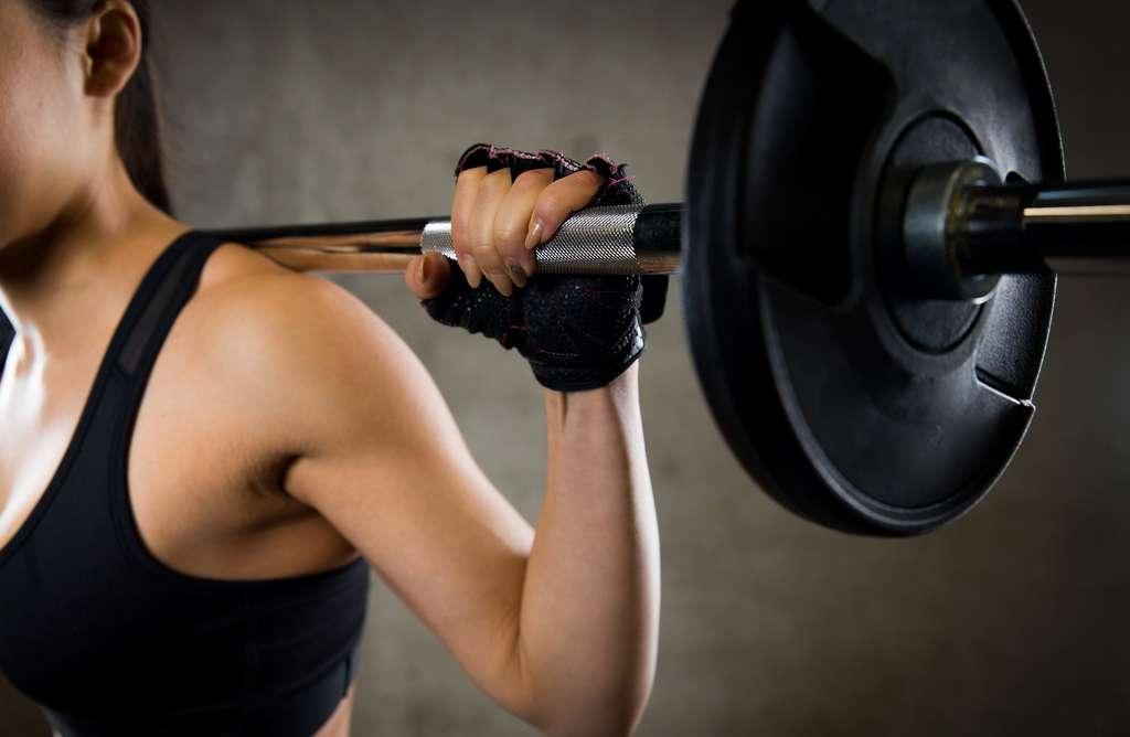 Soulever des poids ne rendrait pas plus intelligent... © Syda Productions, Shutterstock
