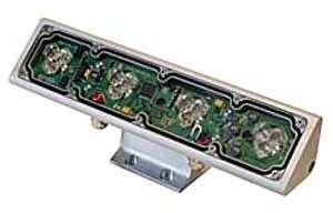 Spot d'éclairage public à LED. Source : Illumivision