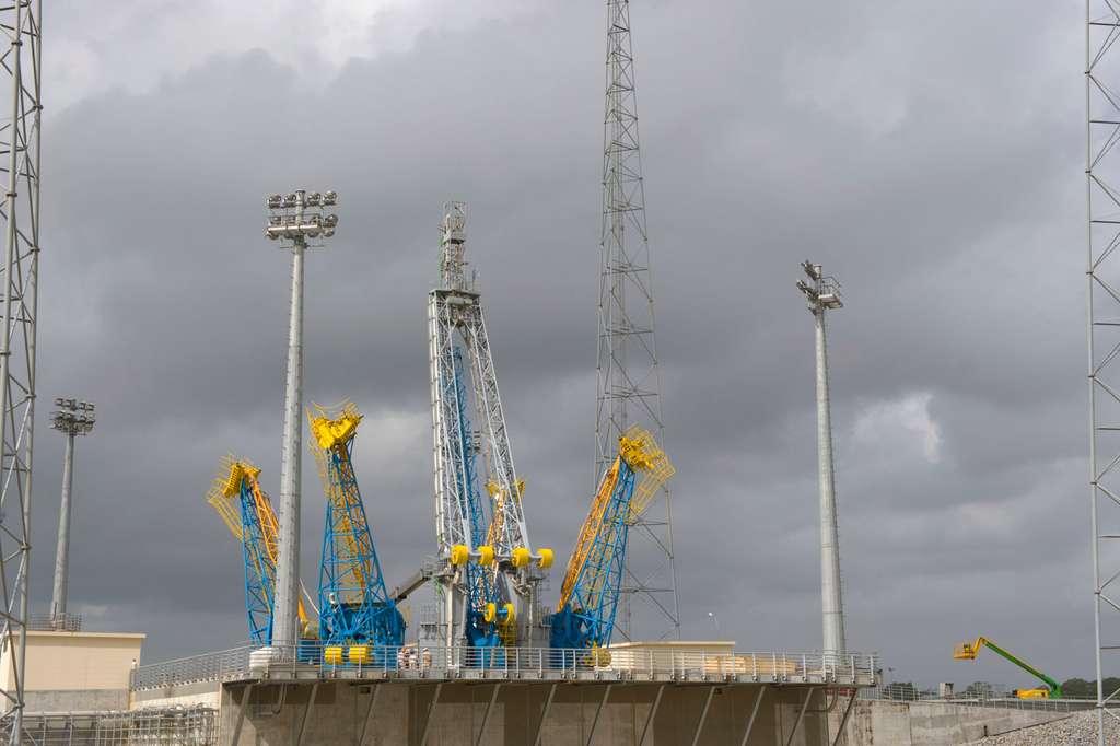 Le Pas de tir de Soyuz (2009)