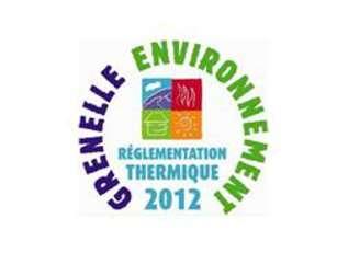 La nouvelle règlementation RT2012 suit les objectifs du Grenelle de l'environnement. © Grenelle de l'environnement