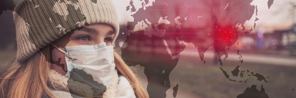 La Chine face à la seconde vague de l'épidémie. © Shintartanya, Adobe Stock