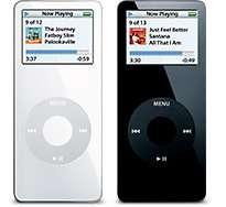 Selon l'agence Reuters, Microsoft s'apprêterait à concurrencer l'iPod... (Crédits : Apple)