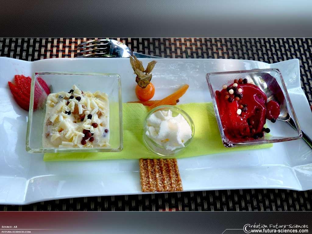Dessert d'été