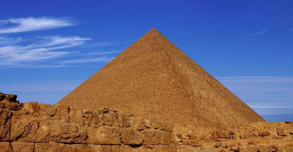Pyramide d'Égypte. © Jarekgrafik, CC0