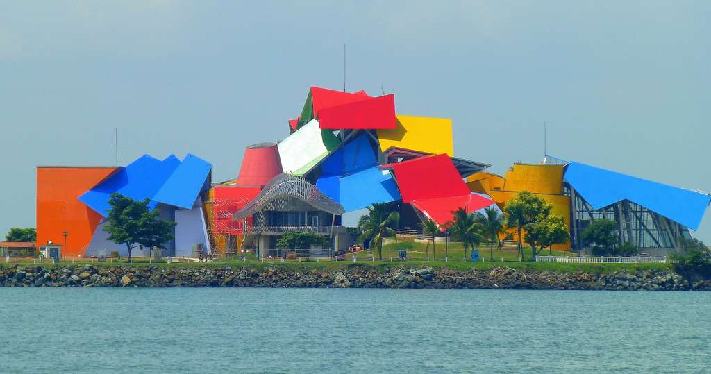 Le Biomuseo à Panama City. © F Delventhal, Flickr