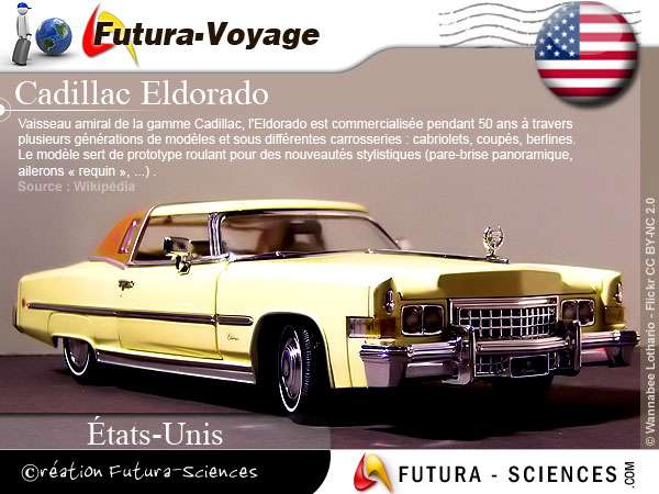 Berline Cadillac Eldorado