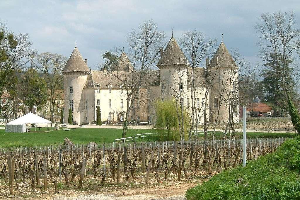 Château de Savigny-lès-Beaune. © Christophe Finot, Wikimedia commons, CC 3.0