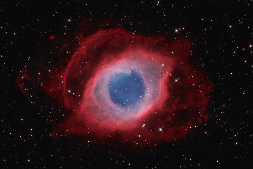 La nébuleuse planétaire Helix